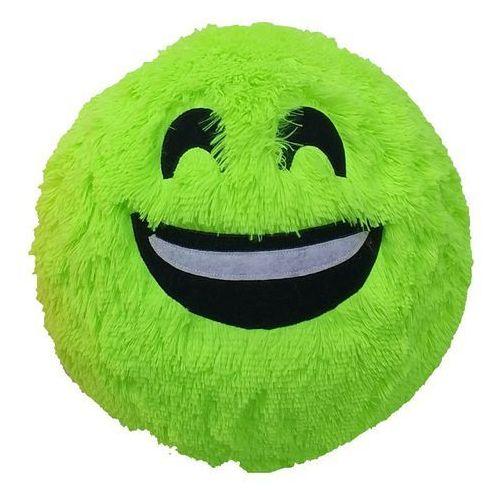 Piłka Fuzzy Ball S'cool Smile neonowa XL D.RECT, 5902308714113