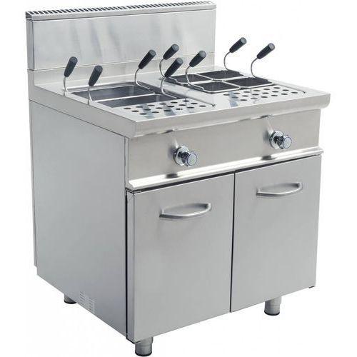 Urządzenie do gotowania makaronu | gazowe | 2x28 l | 80x70x85cm | 22 kW