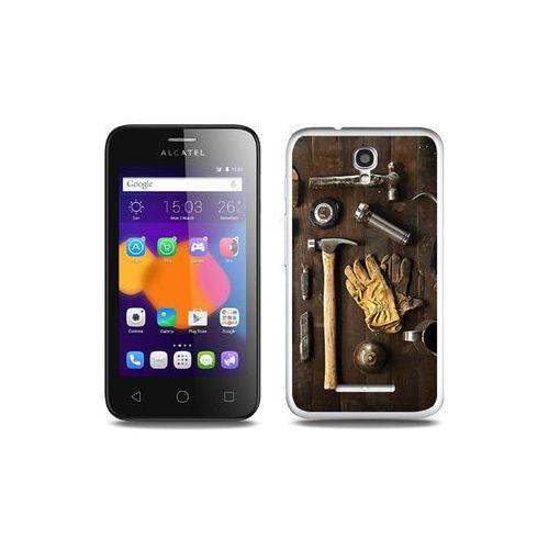 Foto case - alcatel one touch pixi first - etui na telefon foto case - narzędzia od producenta Etuo.pl