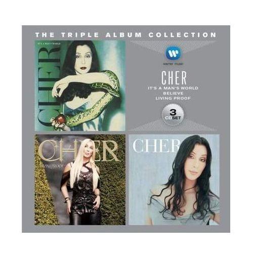Warner music / warner music uk Triple album collection, the