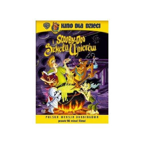 Charles a. nichols Scooby-doo i szkoła upiorów (dvd) - od 24,99zł darmowa dostawa kiosk ruchu (7321909018648)