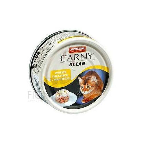 Animonda Carny Ocean pokarm dla kotów puszka 80g z kategorii Karmy i przysmaki dla kotów