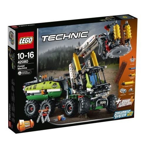 42080 MASZYNA LEŚNA (Forest Harvester) KLOCKI LEGO TECHNIC
