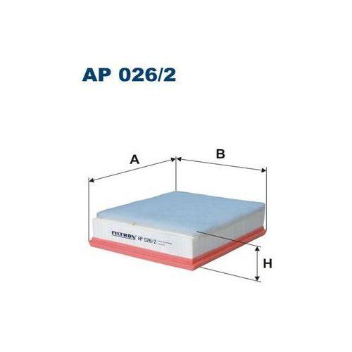 026/2 AP FILTR POWIETRZA BMW 1 F20 F21 3 F30 F31 11- (5904608030269)