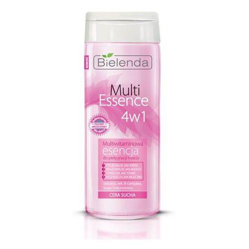 Bielenda Multiwitaminowa esencja do pielęgnacji twarzy 4 w 1 cera sucha