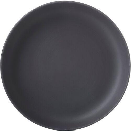 Revol Talerz głęboki do serwowania 27 cm, porcelanowy, imitacja łupka basalt (rv-654024-4) (3198246540248)