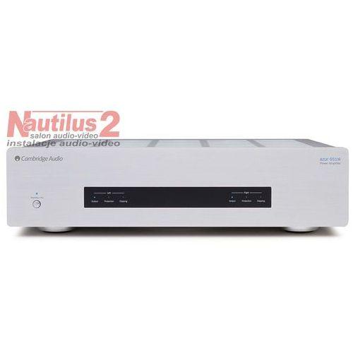 azur 651w - dostawa 0zł! - raty 3x0% w bgż bnp paribas lub rabat! wyprodukowany przez Cambridge audio