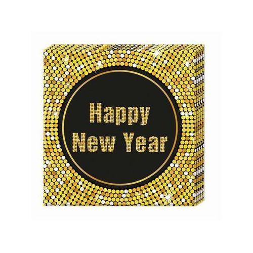 Serwetki Godan HAPPY NEW YEAR RETRO (86931) (5201184869314)