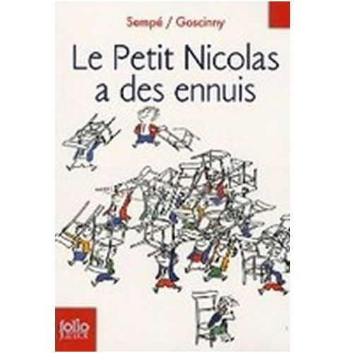 Petit Nicolas a Des Ennuis