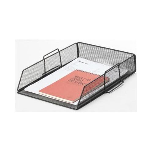 Szufladka na biurko metalowa łączona czarna (5705831172937)
