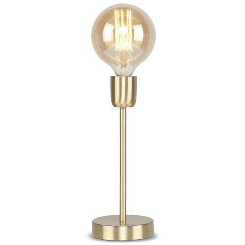 It's about romi lampa stołowa cannes złota 12x30cm - produkt z wadą cannes/t30/go(usr00113), CANNES/T30/GO(USR00113)