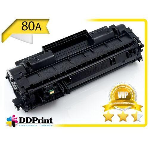 Toner 80a - cf280a do hp laserjet pro 400 m401dn, m425dw, m425dn, - vip 3k - zamiennik marki Dd-print