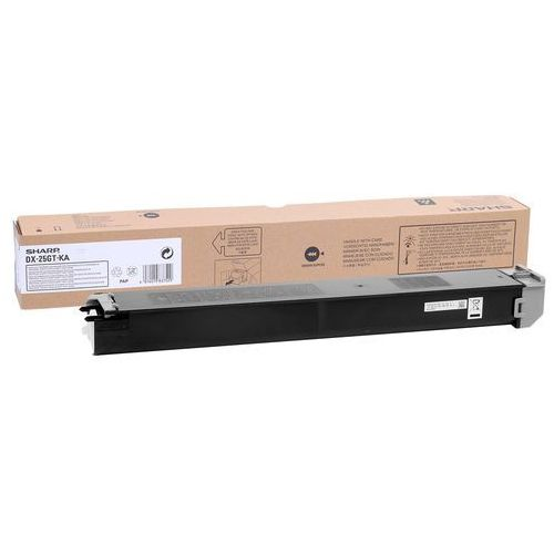 Toner Sharp DX-25GT-BA Black do kopiarek (Oryginalny) [20k]
