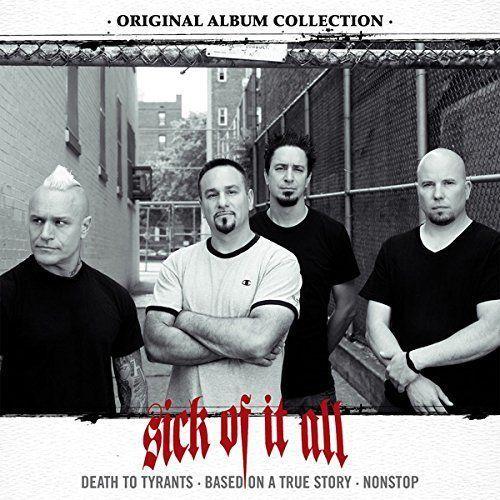 Universal music Original album collection (death to tyrants / based on a true story / nonstop) (5051099840201)