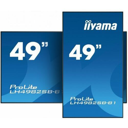 LED Iiyama LH4982SB