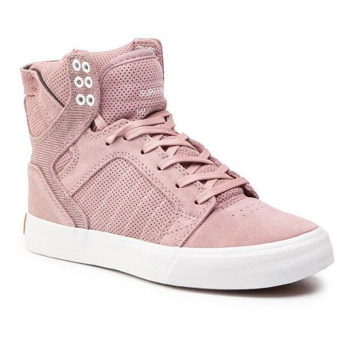 Sneakersy SUPRA - Skytop 08003-634-M Mauve