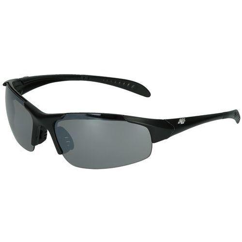 4f Sportowe okulary przeciwsłoneczne h4l18-oku005 czarny