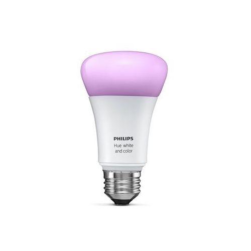 Żarówka led 8718696592984 hue białe i kolorowe światło e27 + darmowy transport! marki Philips