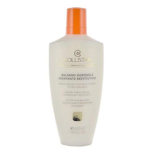 Collistar  sun protection balsam do ciała po opalaniu (moisturizing restructuring after sun balm) 400 ml (8015150260404)