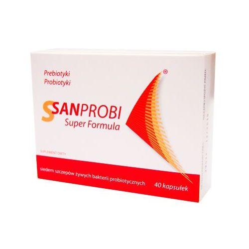 OKAZJA - Sanprobi Super Formula kaps. 40 kaps.