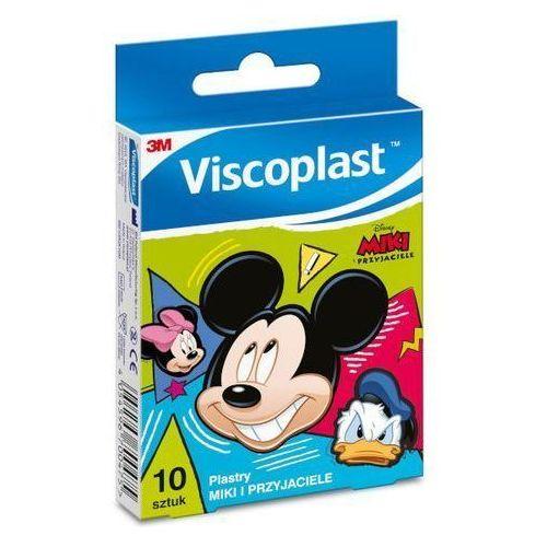 Viscoplast Miki i Przyjaciele plastry x 10 sztuk