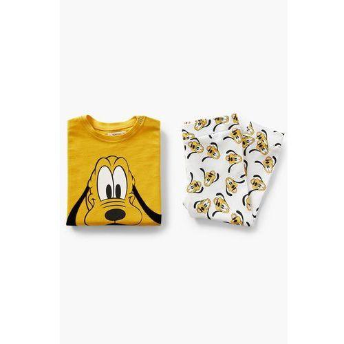 - piżama dziecięca pluto 80-104 cm marki Mango kids