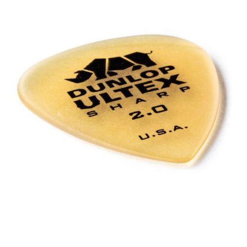 433p ultex sharp kostka gitarowa 2.0mm marki Dunlop