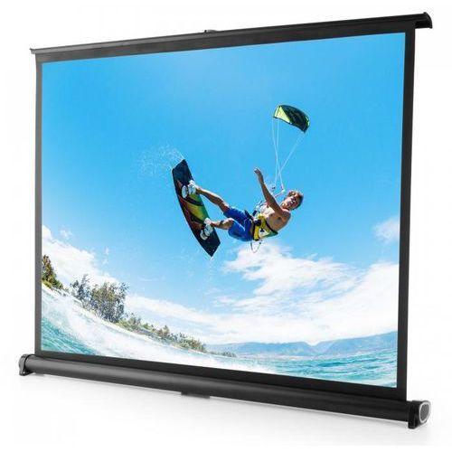 tsvs 50 ekran projekcyjny stołowy 4:3 102x76 cm czarna kaseta marki Frontstage
