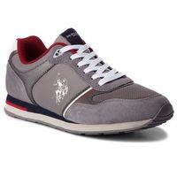 Sneakersy U.S. POLO ASSN. - Werner FLASH4132W8/SN1 Grey