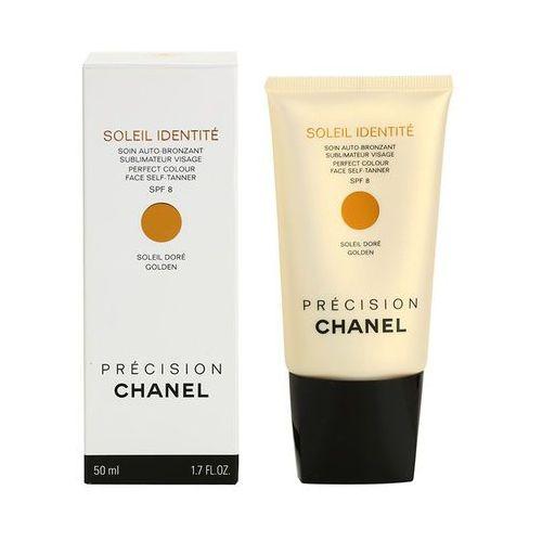 CHANEL Précision Soleil Identité samoopalający krem do twarzy 50 ml Dla Pań (3145891398106)