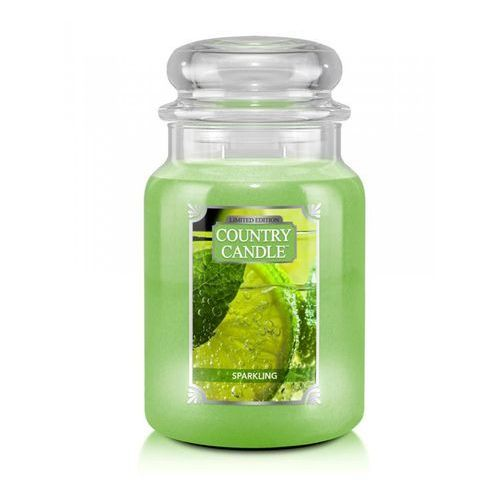 Kringle candle Country candle świeca sparkling 680g