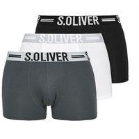S.oliver 3 - pack bokserki męskie l wielobarwny