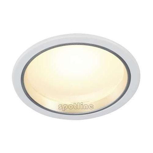 Oprawa sufitowa Spotline Downlight 30/3 LED 15W biała 160441