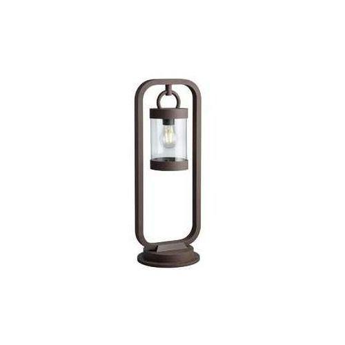 Trio Sambesi 504160124 lampa stojąca zewnętrzna ogrodowa IP44 1x28W E27 miedziany, 504160124