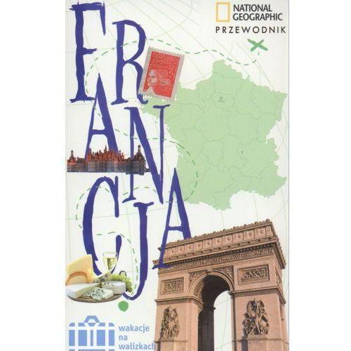 Francja Wakacje na walizkach (opr. miękka)