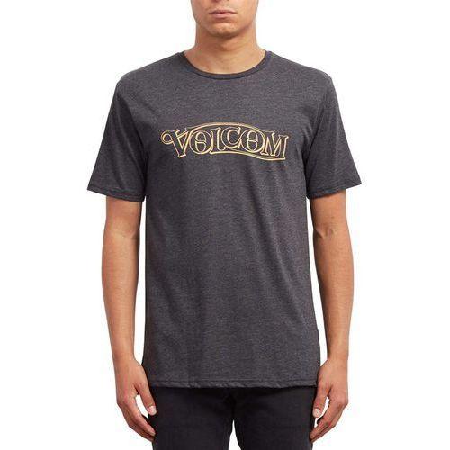koszulka VOLCOM - En Route Hth Ss Heather Black (HBK) rozmiar: L, 1 rozmiar