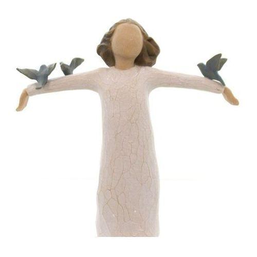 Szczęście śpiewać, śmiać się, tańczyć... tworzyć! POZYTYWKA Happiness 26456 Susan Lordi Willow Tree