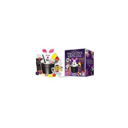 Cartamundi Magiczny kapelusz z króliczkiem 150 sztuczek (8854019046045)