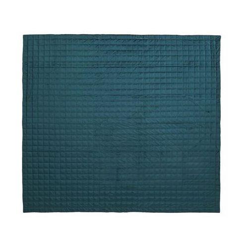 Narzuta Etna zielona 220 x 240 cm Inspire