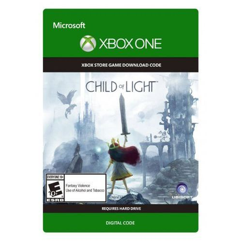 Kod aktywacyjny Gra XBOX ONE Child Of Light