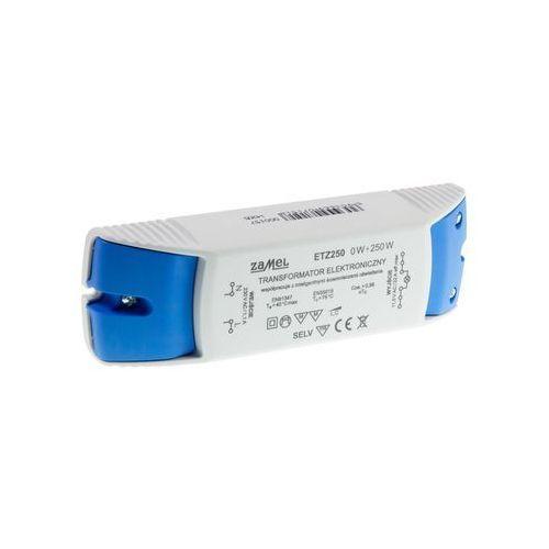 Zamel Transformator elektroniczny etz250 0-250 w