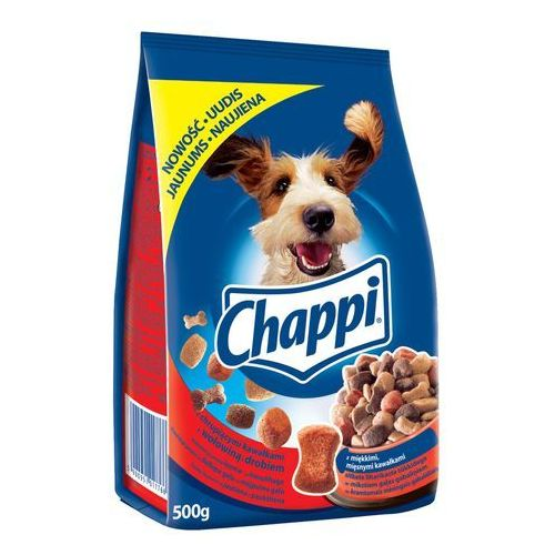 z wołowiną i drobiem sucha karma dla psa 2,7kg marki Chappi