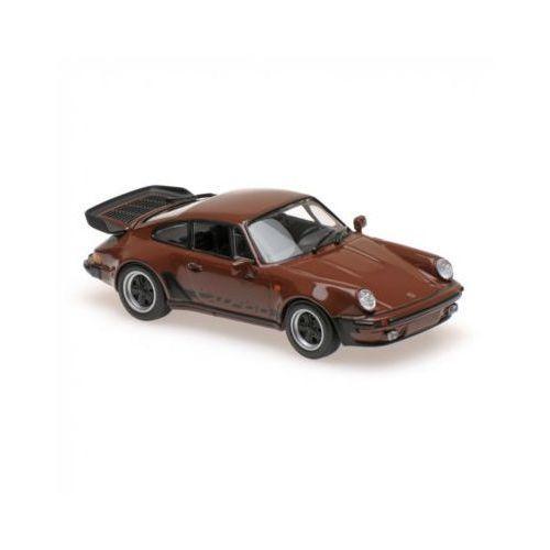 Porsche 911 Turbo 3.3 (930) 1979 (brown)