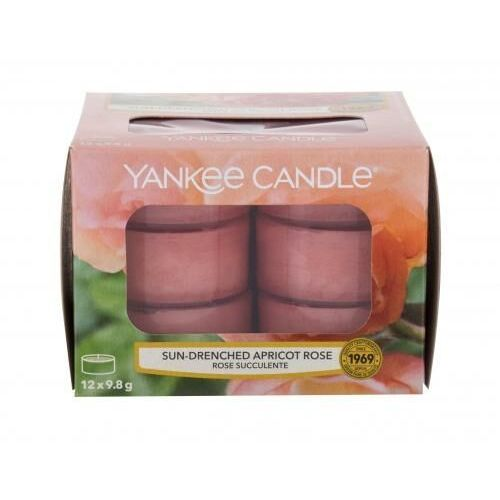 sun-drenched apricot rose świeczka zapachowa 117,6 g unisex marki Yankee candle