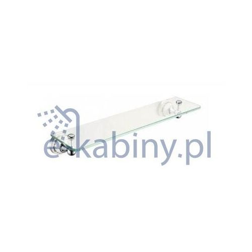 Półka ART PLATINO NIK-57083 szklana (5901730613827)