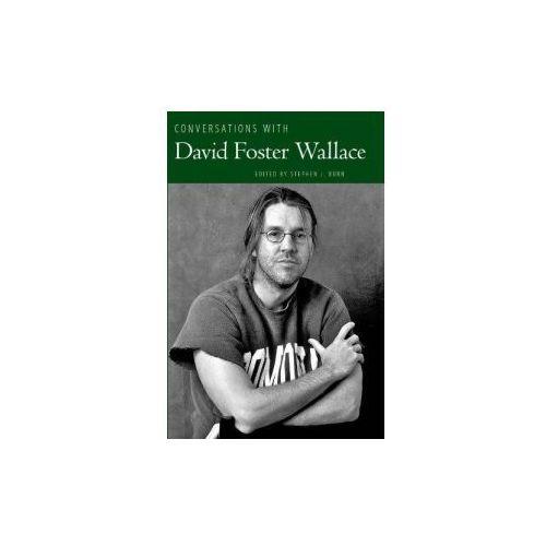 Conversations With David Foster Wallace, oprawa miękka