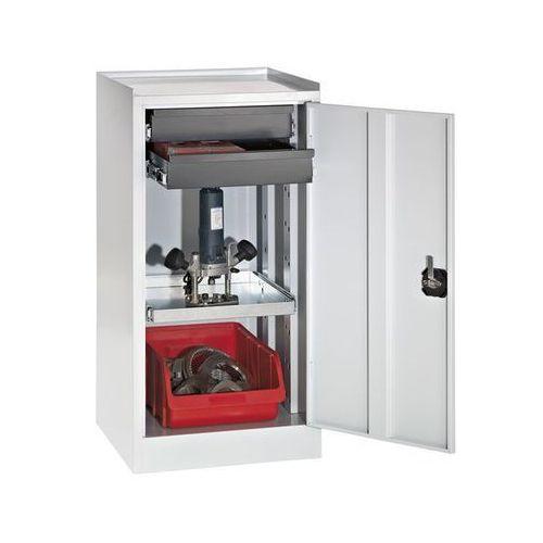 Szafy na narzędzia i szafy dostawne,2 szuflady, 1 półka marki Quipo