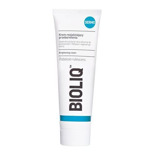 dermo krem rozjaśniający przebarwienia 50ml marki Bioliq