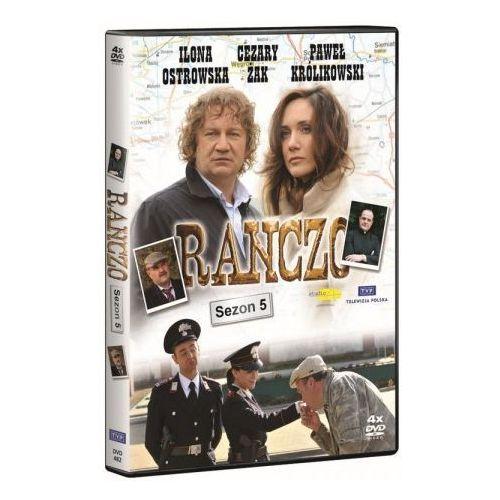 Ranczo (sezon 5, 4 dvd) (płyta dvd) marki Telewizja polska