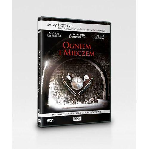 Ogniem i mieczem (dvd) - dostawa zamówienia do jednej ze 170 księgarni matras za darmo wyprodukowany przez Telewizja polska